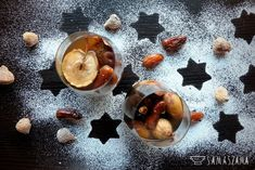 Dried compote is an ideal drink for Christmas tables to help digestion. It is also an obligatory part of Christmas tables.
