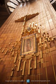 The Basilica of Our Lady of Guadalupe (Spanish: Basílica de Nuestra Señora de Guadalupe) is a Roman Catholic church, minor basilica and National Shrine of Mexico in the north of Mexico City.