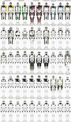 29th Legion, Post-Clone Wars by Katana70065