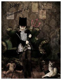 Happy Halloween '14