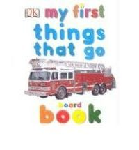 Every kids needs a 'things that go' book! They can learn the names of different modes of transport and delight in the sounds they make