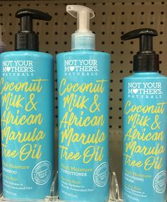 Not Your Mother Hair Naturals Review