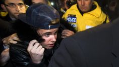 Justin Bieber charged with assault in Canada- http://getmybuzzup.com/wp-content/uploads/2014/01/249489-thumb.jpg- http://getmybuzzup.com/justin-bieber-charged-assault-canada/- By Rob Gillies, Associated Press TORONTO (AP) — Justin Bieber was charged Wednesday with assault for allegedly hitting a Toronto limousine driver several times in the back of the head last month, just hours after his attorney entered a separate not guilty plea in Florida to drunken-driving and o...- #