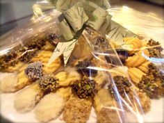 Biscotti di frolla montata Pasta, Chiffon Cake, Almond, Cookies, Chicken, Cos, Shabby, Crack Crackers, Biscuits