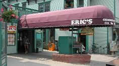 Downstairs at Erics - We always go there in Breckenridge. Good pizza and kids love the arcade. Miss this place.