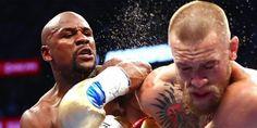 #Mayweather earns #TKO win over #McGregor
