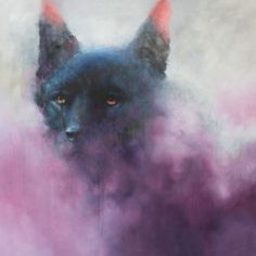 SAMULI HEIMONEN Isoäiti III, 2015 acrylic and oil on canvas 130 x 130 cm