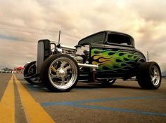 Afternoon Drive: Hot Rods & Rat Rods (25 Photos) (18)