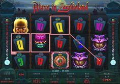 Hrací automaty Alaxe in Zombieland - Pravděpodobně nejatraktivnější informace, kterou se o hracím automatu Alax in Zombieland můžete dozvědět je, že obsahuje až tři různé Scatter symboly. Každý Scatter symbol spouští různou bonusovou hru. Zahrajte si ji na http://www.hraci-automaty.com/hry/hraci-automaty-alaxe-in-zombieland