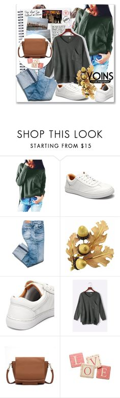 """""""It's just always trendy"""" by merima-k ❤ liked on Polyvore featuring Della, Buccellati and Pier 1 Imports"""