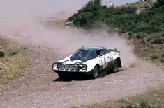 Raffaele Pinto - Arnaldo Bernacchini 22nd Acropolis Rally 1975 (Lancia Stratos)