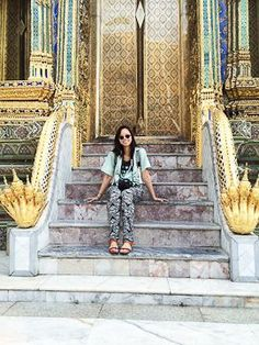 SHER SHE GOES - Grand Palace, Bangkok