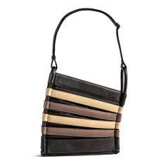 Bylin bags and accessoires Leather Bag Tutorial, Leather Bag Pattern, Shopping Day, Yellow And Brown, Camel, Shoulder Bag, Bags, Collection, Handbags