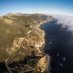 GoPro Featured Photographer - @shonbollock  About the Shot - Line of Sight: Summer along the central coast provides ample opportunities to capture some insane drone photography because of the coast marine layer. The one sketchy part is that you can lose sight quiet easily in the fog. One summer day my girlfriend @charlottesue and I chose to explore the coastline between Big Sur and San Simeon. On our drive back north I saw this amazing fog bank rolling in and I had to stop and capture some…