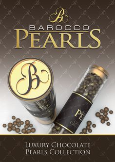 Chocolate Pearls, Luxury Chocolate, Chocolate Packaging, Crafts, Manualidades, Handmade Crafts, Craft, Arts And Crafts, Artesanato