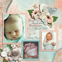 We were richly blessed by our firstborn precious daughter Stacy Lyn.  I used LissyKay Designs template which is part of the GDS January 2016 Monthly Collab Kit Tiny Toes that I used. http://www.godigitalscrapbooking.com/shop/index.php?main_page=product_dnld_info&cPath=129&products_id=26581