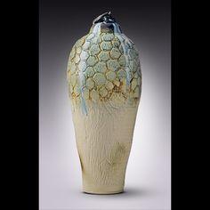 Andrew Otis Pottery #accshow #handmade #pottery #clay