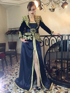 Algerian fashion: Kaftan & karakou
