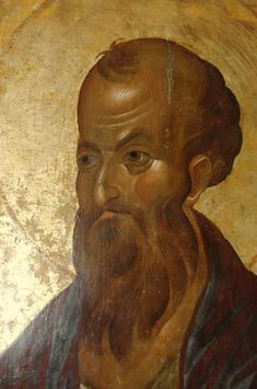 View album on Yandex. Byzantine Icons, Byzantine Art, Religious Icons, Religious Art, Paul The Apostle, Paint Icon, Face Icon, Russian Icons, Best Icons