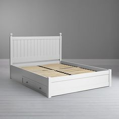 Buy John Lewis St Ives Storage Bed, King Size Online at johnlewis.com
