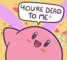 Kirby Memes 562950022173449395 - Source by owengars Super Smash Bros, Reaction Pictures, Funny Pictures, Kirby Nintendo, Kirby Memes, Response Memes, Pokemon, Gaming Memes, Love Memes