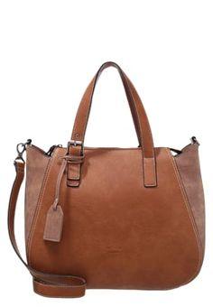 TEXAS - Shopping Bag - cognac