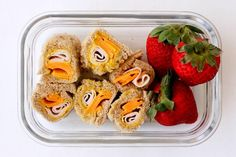 Creative Lunch Ideas for the Girls