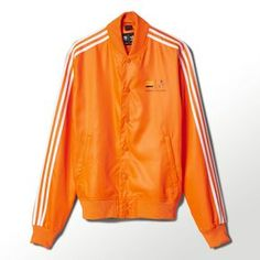 beecc8da0648 Satin Snap Track Jacket. Tamerrah Ortega · Haute Momma Summers · Pharrell  Williams x adidas ...