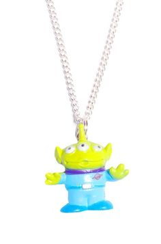 own Toy Story Alien Necklace Toy Story Alien, Toy Story Party, Aliens, Minions, Gothic, Geek Stuff, Pendants, Pendant Necklace, Camden