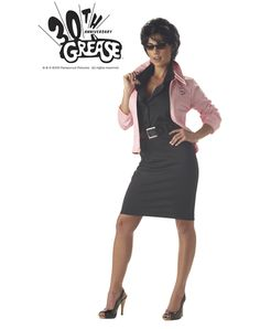 Grease Betty Rizzo Adult Womens Costume