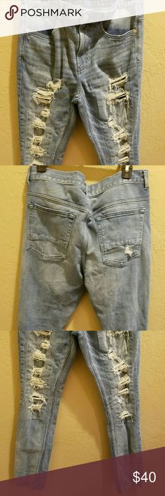 Men's/Boys Pacsun jeans My son is growing like a weed. He's giving up his favorite jeans because they have become high waters to him. ???? The jeans are in great condition. PacSun Jeans Skinny