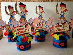 decoracion jake y los piratas de nunca jamas personajes - Buscar con Google