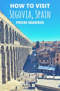 3 Great Day Trips From Madrid, Spain