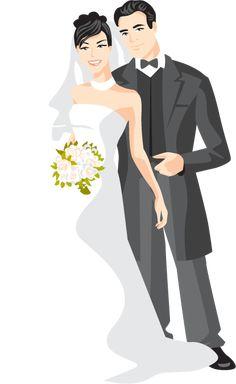 Bloggang.com : เนยสีฟ้า : 46 - พรีเวดดิ้ง คู่บ่าว-สาว 2 Wedding Icon, Wedding Art, Wedding Images, Wedding Couples, Wedding Pictures, Wedding Reception, Wedding Illustration, Couple Illustration, Wedding Silhouette