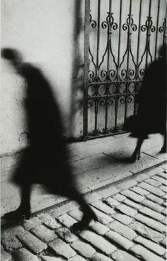Shadow, Leningrad, 1981