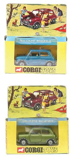 Corgi Toys by Andrew Hill:334