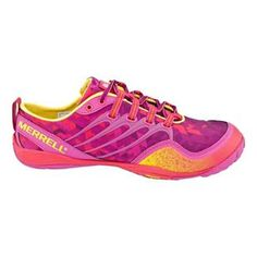 7c166ae8da5a3 Merrell Lithe Glove running shoes...just bought for The Color Run Heel Drop
