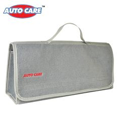 $13.89 (Buy here: https://alitems.com/g/1e8d114494ebda23ff8b16525dc3e8/?i=5&ulp=https%3A%2F%2Fwww.aliexpress.com%2Fitem%2FAuto-Care-Large-Car-Smart-Tool-Bag-Grey-Trunk-Storage-Organizer-Bag-Built-in-strong-Velcrofix%2F32671584627.html ) Auto Care Large Car Smart Tool Bag Grey Trunk Storage Organizer Bag Built in strong Velcrofix system holds to car carpet for just $13.89