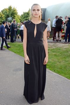 The Chicest Brits at the Serpentine Gallery Party