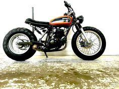 Yamaha TW 125 Custom 2001 Motos Paris - leboncoin.fr