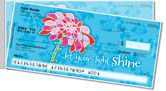 Blooming Gorgeous, checkbook covers, & address labels ~Multiple Blessings by Caroline Simas for Check Advantage