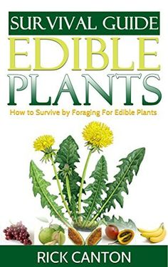 Survival Guide Edible Plants: How to Survive by Foraging For Edible Plants (edible plants, foraging, survival, wilderness, Ethnobotanical, plants to survive, plants to eat Book 1) by Rick Canton, http://www.amazon.com/dp/B00WCF0F74/ref=cm_sw_r_pi_dp_MUoqvb008Q1NK