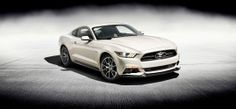 2015 Ford Mustang 50 Year Limited Edition.