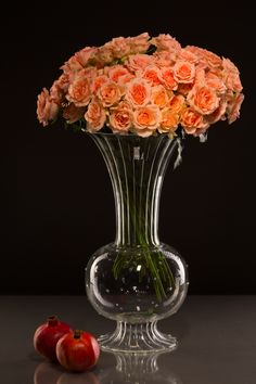Beautiful, grandiose glass vase for your special event / wedding. Candelabra, Special Events, Vases, Glass Vase, Candle Holders, Wedding Decorations, Handmade, Beautiful, Design