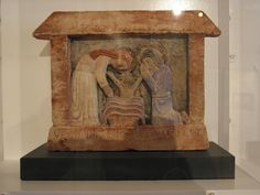 https://flic.kr/p/2cBvLk   Nativity by Eric Gill.   Gill was born in 1882 in Brighton, Sussex (now East Sussex) and in 1897 the family moved to Chichester. Eric studied at Chichester Technical and Art School, and in 1900 moved to London to train as an architect with the practice of W.D. Caroe, specialists in ecclesiastical architecture. Frustrated with his training, he took evening classes in stone masonry at Westminster Technical Institute and in calligraphy at the Central School of Arts…
