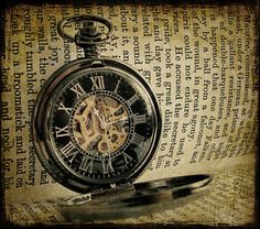 pocketwatch. I would love to find one someday like this