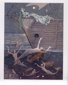 lovely mermaids!