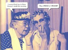Why We're All Mean Old Gossips & How to Stop Being One - very insightful article!