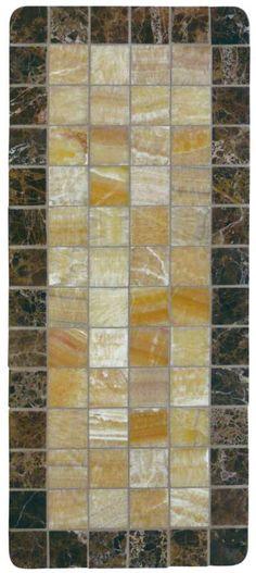 Honey onyx stone table