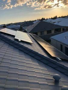 Get Proper 5kw Rooftop Solar Panel System In Perth Wa Contact Future Solar Wa Who Are The Best 5kw Off Grid Sola In 2020 Solar Installation Solar Energy Panels Solar